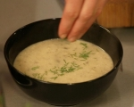 Гъбена супа с горчица 8