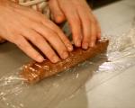 Пикантни шоколадови бисквити 6