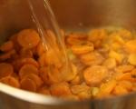 Супа от моркови с тахан 2