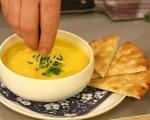 Супа от моркови с тахан 5