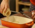 Лаврак със сос от тахан и къри 2