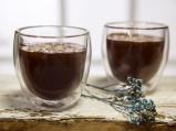Шоколадов мус със зехтин и сол