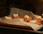 Пилешки кюфтета с доматен сос 5