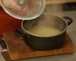 Картофена супа със сирена 3