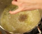 Супа с пушена пъстърва 4