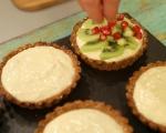 Постни тарталети с крем от тофу 7