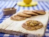 Постни лимонови палачинки