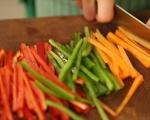 Киноа със зеленчуци 2