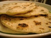 """Индийски хлебчета """"Роти"""""""