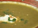 Супа от печен пресен лук