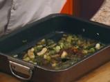 Супа от печен пресен лук 3