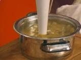 Супа от печен пресен лук 5