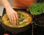 Пиле с ориз и зеленчуци 5