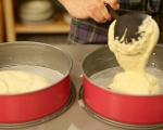 Картофена торта с крем от кафе 4