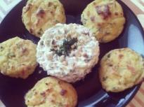Картофени кюфтенца с пълнеж