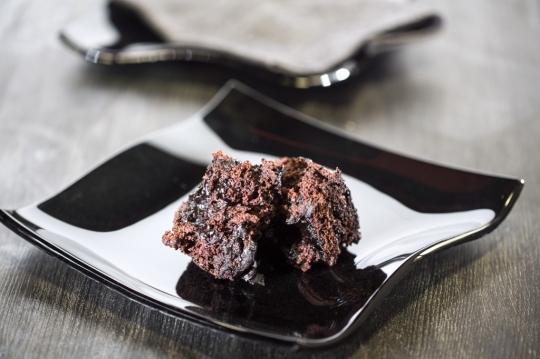 Постен какаов кейк
