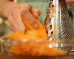 Морковен кейк с фурми 2