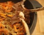 Агнешки котлети с печени моркови 7