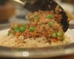 Ливанска яхния с телешко и грах 7