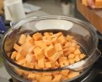 Брауни със сладки картофи
