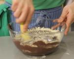Брауни със сладки картофи 4