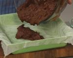 Брауни със сладки картофи 5