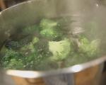 Сьомга с броколи и картофи на фурна 2