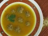Супа топчета с булгур