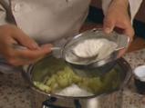 Картофени кюфтенца със зеленчуци соте 3