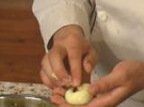 Картофени кюфтенца със зеленчуци соте 4