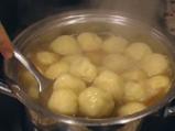 Картофени кюфтенца със зеленчуци соте 5