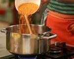 Индийска супа от леща 4