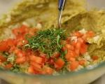 Печени картофи с плънка от авокадо 3