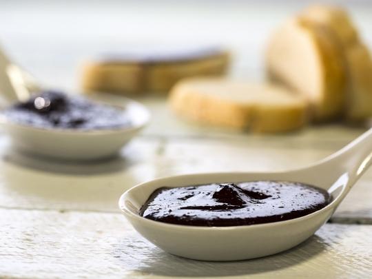 Вегански течен шоколад