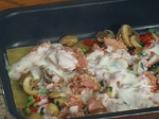 Лазаня с риба тон 5
