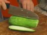Пенне ригате с печени зеленчуци 2