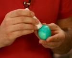 Грапави великденски яйца