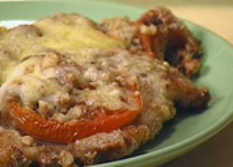 Пилешки пържоли на фурна