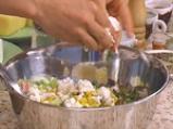 Зеленчукова салата 2