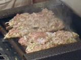 Мариновано пиле на скара 2