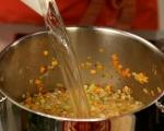 Супа от леща и спанак 3