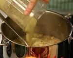 Супа от леща и спанак 5