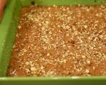 Брауни с течен шоколад 4