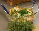 Богата картофена салата 7