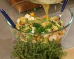 Богата картофена салата 9