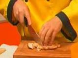 Пилешка салата с фусили 3