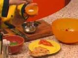 Пилешка салата с фусили 2