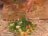 Млечна зеленчукова супа