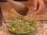 Млечна зеленчукова супа 2