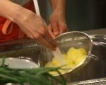 Телешки език със зеленчуци на фурна 3